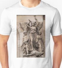 Sculptures At The Opera - 1 © Unisex T-Shirt