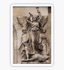 Sculptures At The Opera - 1 © Sticker