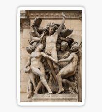 Sculptures At The Opera - 2 © Sticker