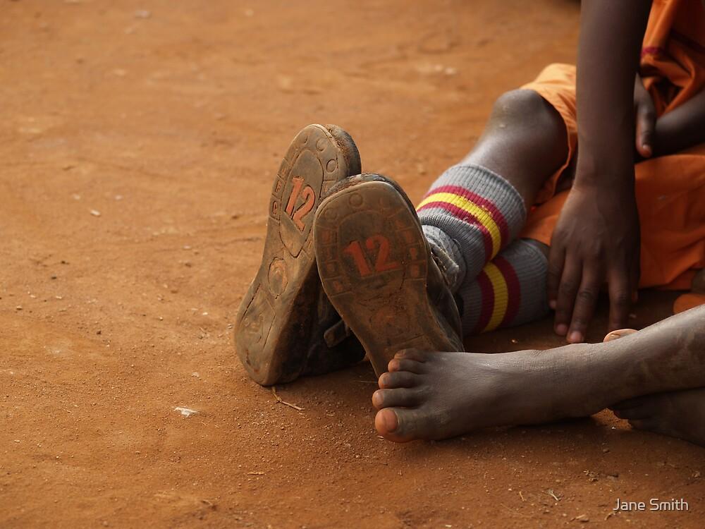 Ugandan Children by Jane Smith