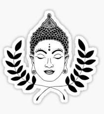Buddha Love Sticker