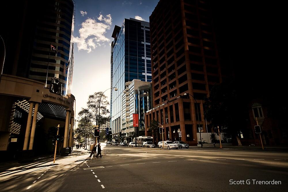 Perth CBD: Filter Study by Scott G Trenorden