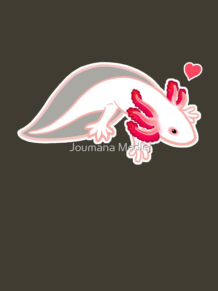 Axolotl Love by Cedarseed