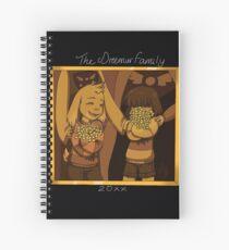 The Dreemur Family - undertale  Spiral Notebook