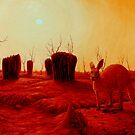 Big Red by Cary McAulay