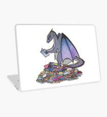 Book Dragon Laptop Skin