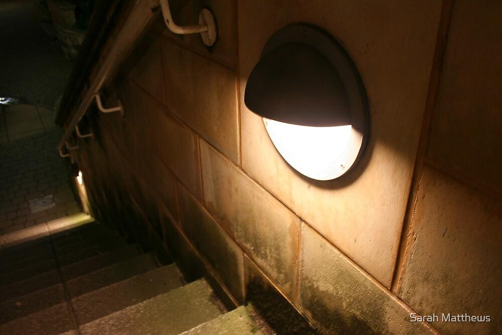 Steps and Light by Sarah Matthews