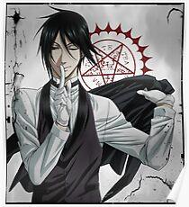 Black Butler: Sebastian Poster