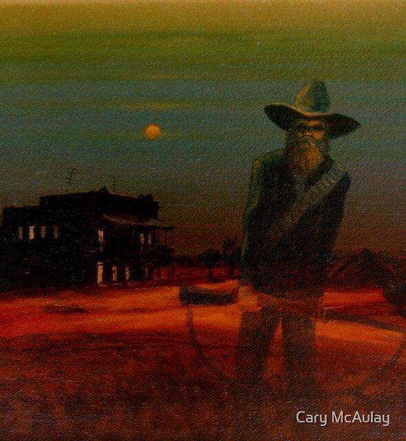 Ravenswood Pig Hunter by Cary McAulay