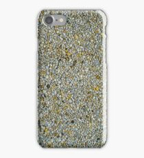 70s Style Retro Pebble Dash Backgound Texture iPhone Case/Skin