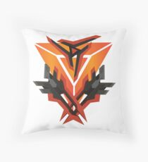 Project Zed Throw Pillow