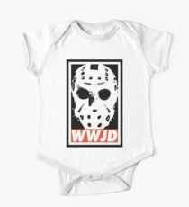 What Would Jason Do One Piece - Short Sleeve