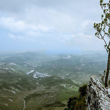 San Marino by ilestis