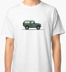 A Graphical Interpretation of the Defender 90 Station Wagon NAS Classic T-Shirt