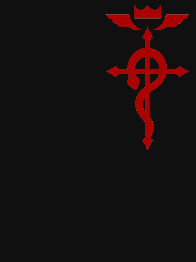 Fullmetal Alchemist Flamel Logo by ReVamp23