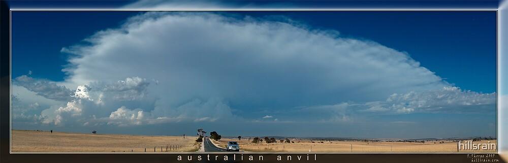 Australian Anvil by hillsrain