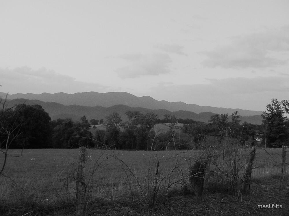 Appalachian Mountains by mas09ts