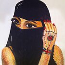 British Muslim Girl  by BeenaKhan