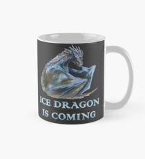 Ice dragon is coming Mug
