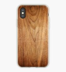Wood Wooden design iPhone Case