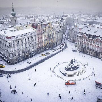 Prague, Czechia by ilestis