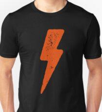 LIGHTNING BOLT: ZIGGY STARDUST, DAVID BOWIE, ALADDIN SANE Unisex T-Shirt