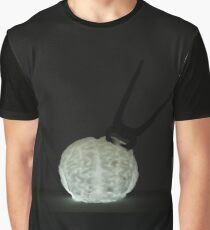 """""""Lending A Hand"""" Motor Cortex  Graphic T-Shirt"""