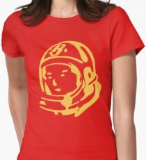 BBC - logo Womens Fitted T-Shirt