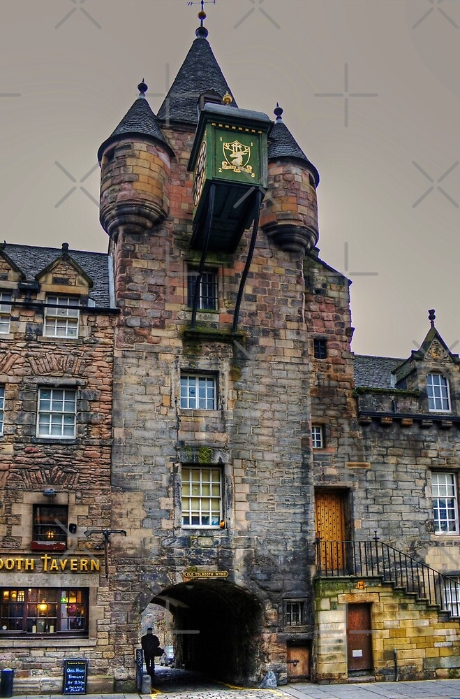 Canongate Tolbooth by Tom Gomez