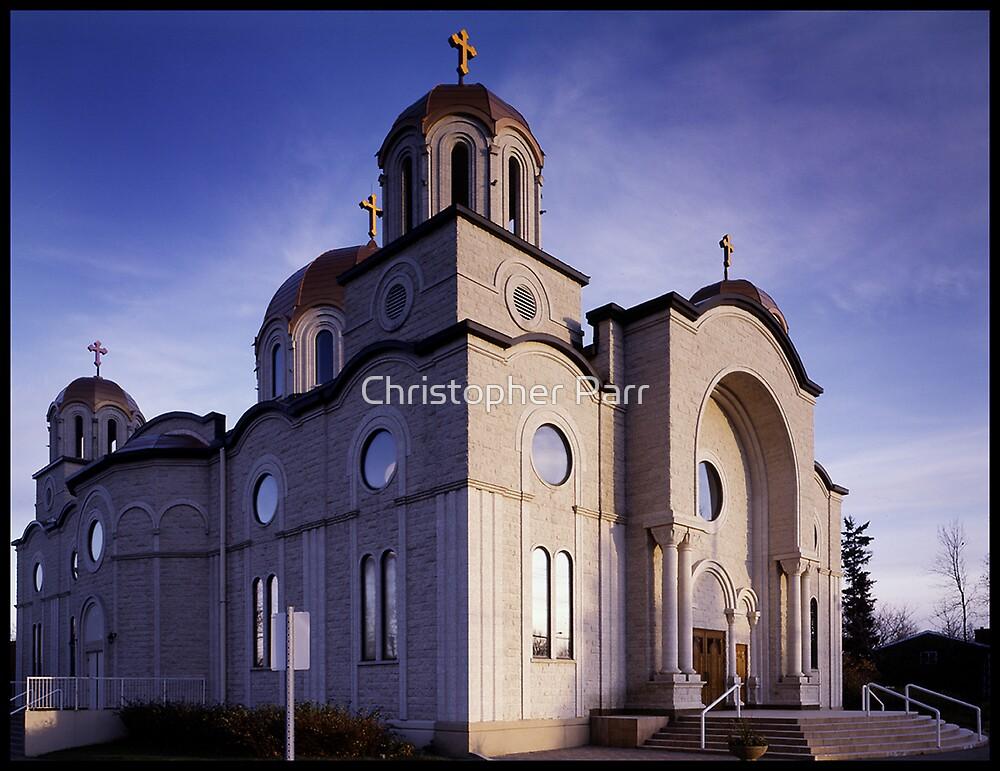 Lebonese Church by Christopher Parr
