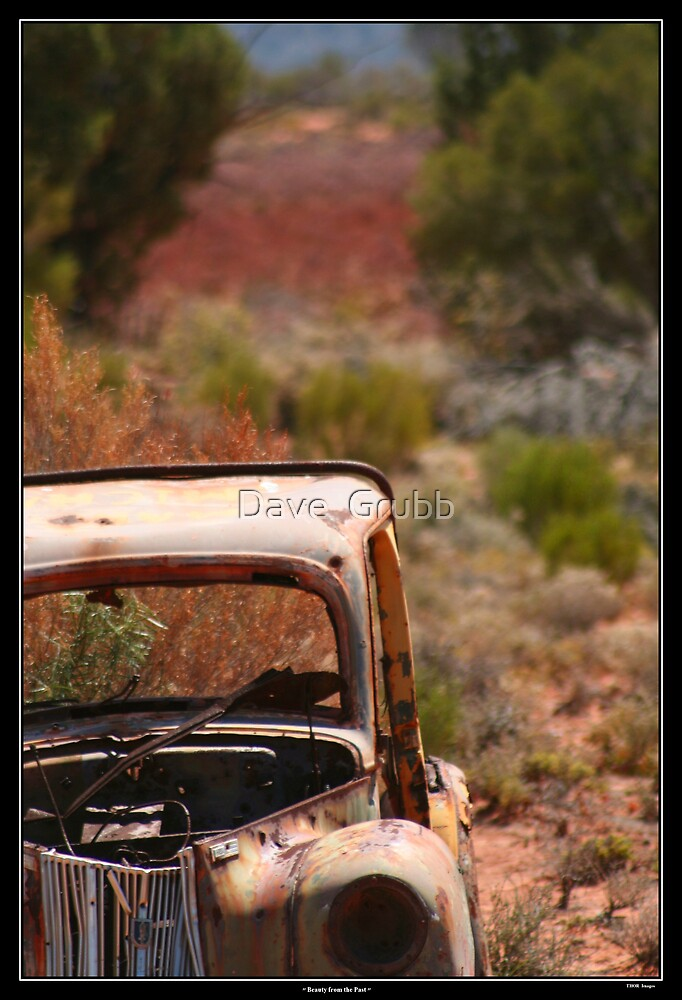Beauty From the Past by Dave  Grubb