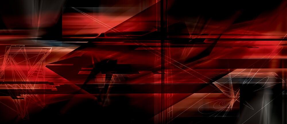 creative block red by MARKYFRAZ