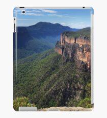 Grose Valley, Blue Mountains Australia iPad Case/Skin