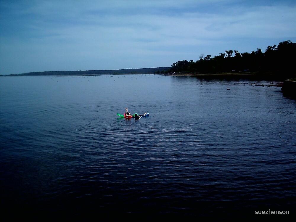 THE LAKE.. by suezhenson