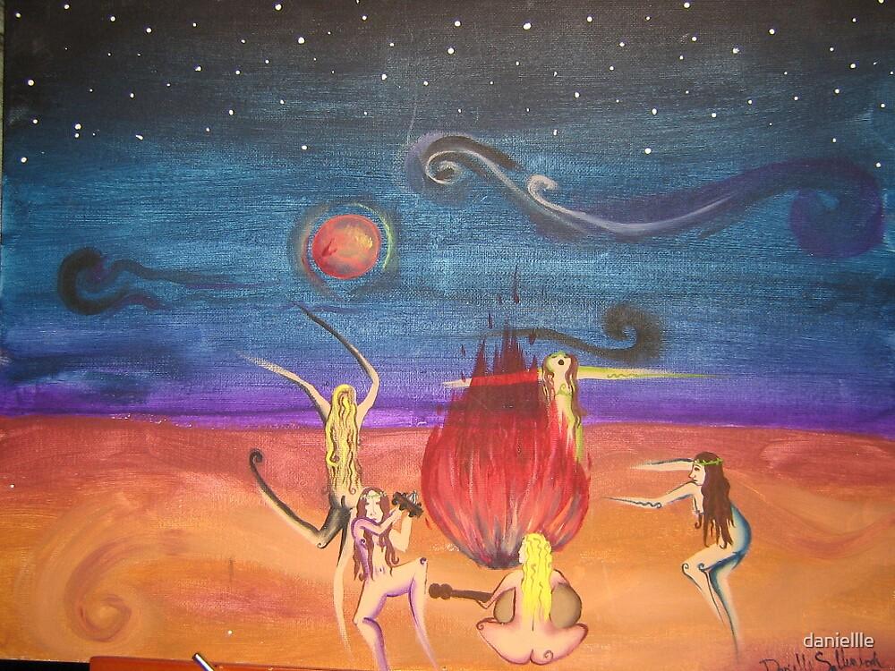 satan.said.dance by daniellle