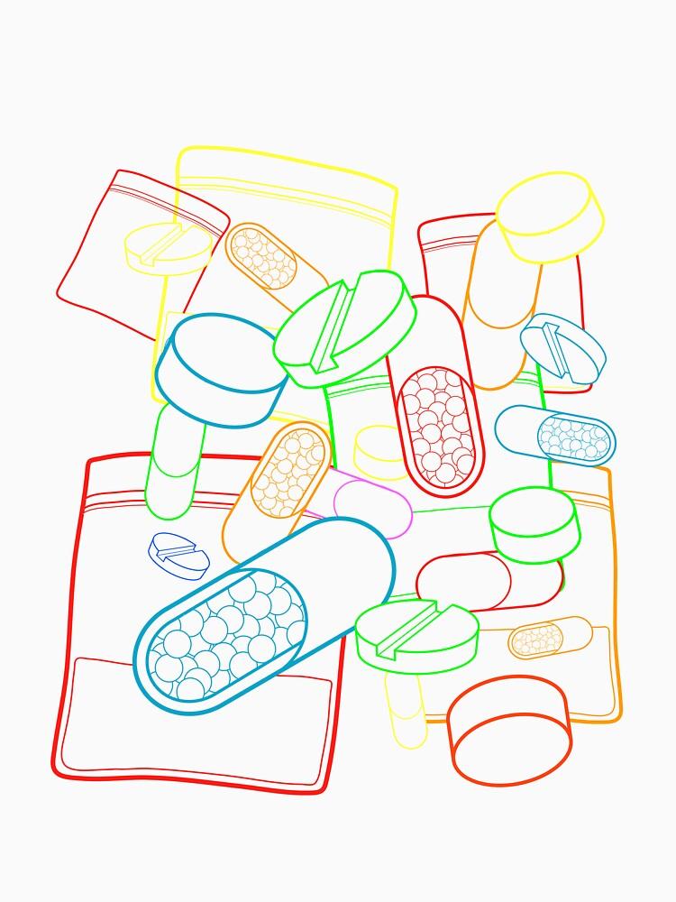 Pills 1 by BizarroArt