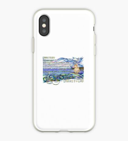 As The Touch iPhone Case