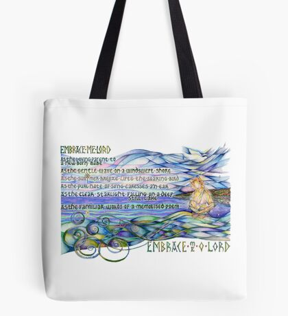 As The Touch Tote Bag