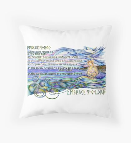 As The Touch Throw Pillow