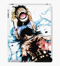 ACE DEATH iPad Case/Skin