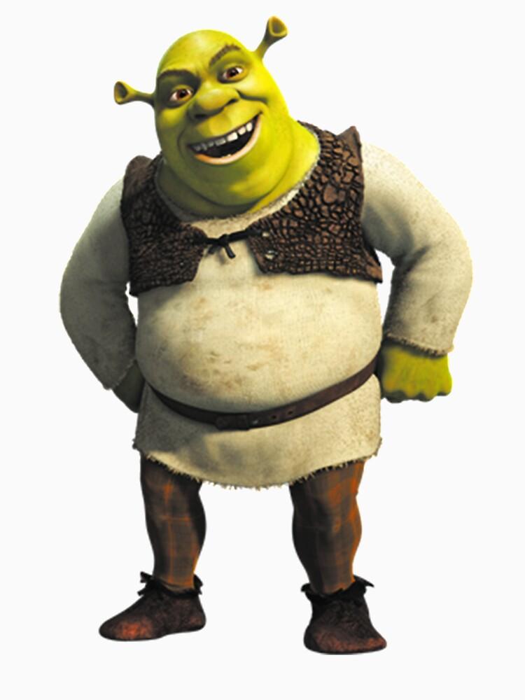 Shrek by Tedefred
