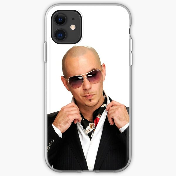 Pitbull - Mr WorldWide iPhone Soft Case