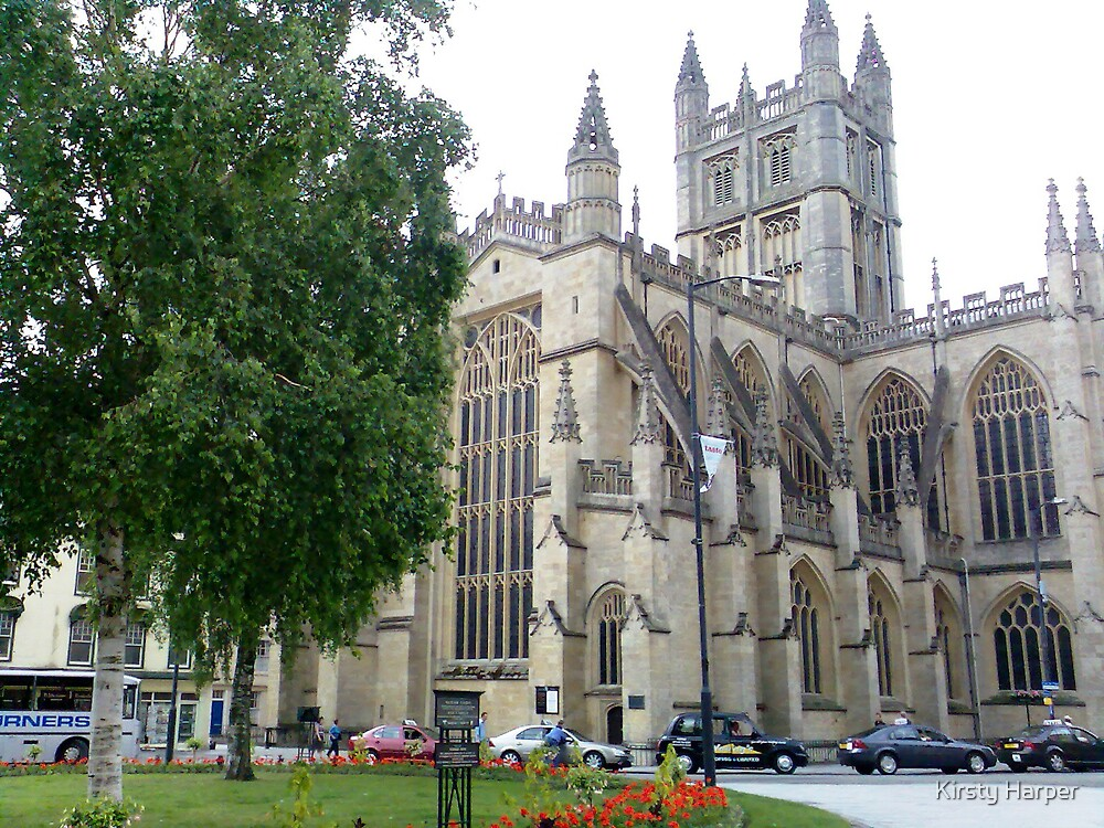 Bath Abbey by Kirsty Harper