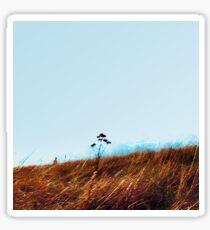 Single Flower Sticker