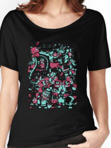 Robo Party Women's Relaxed Fit T-Shirt