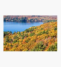 Fall Landscape Photographic Print