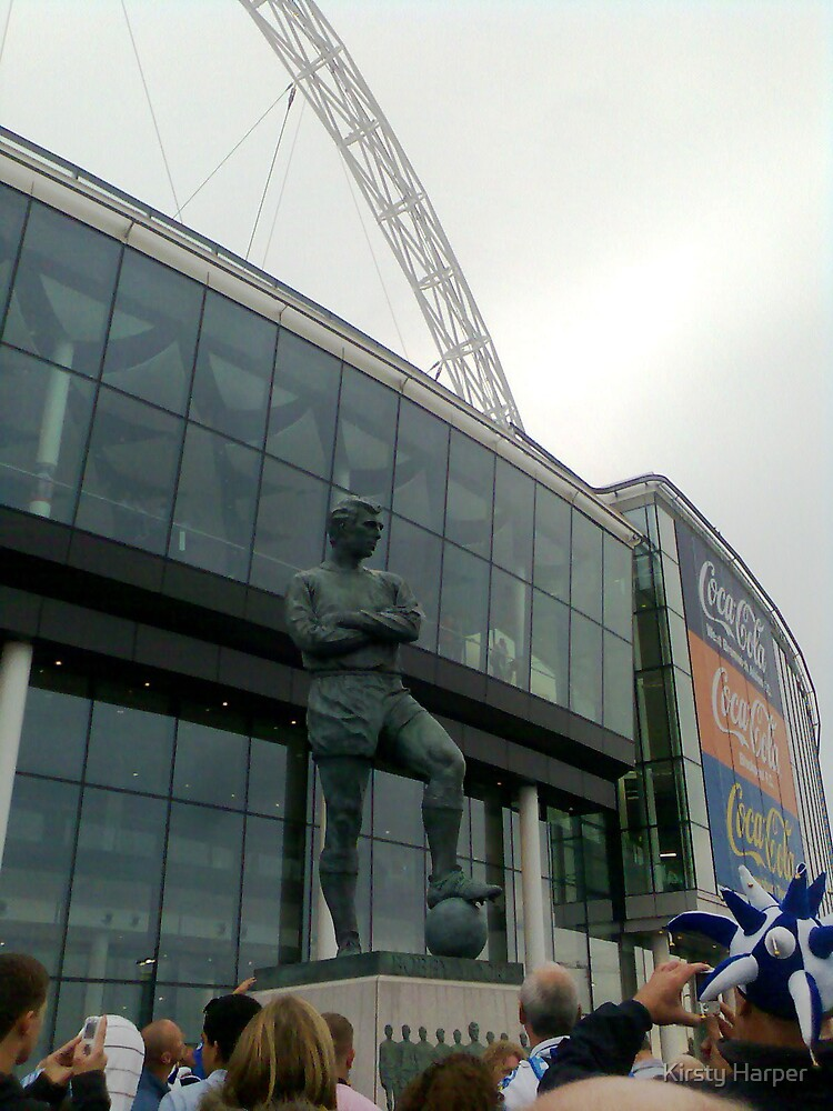 Bobby Moore by Kirsty Harper