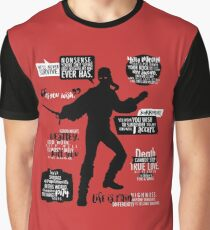 The Princess Bride - Westley quotes Graphic T-Shirt