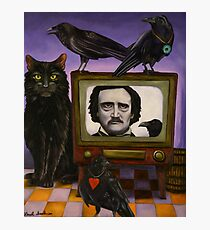 The Poe Show Photographic Print