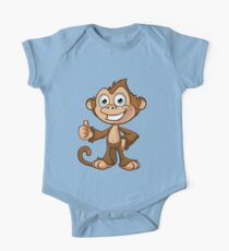 Cheeky Monkey - Thumbs Up Kids Clothes